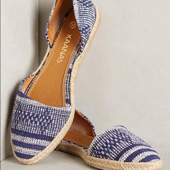 Kaanas Shoes - 🌊Kaanas Tahiti Espadrilles 🌊